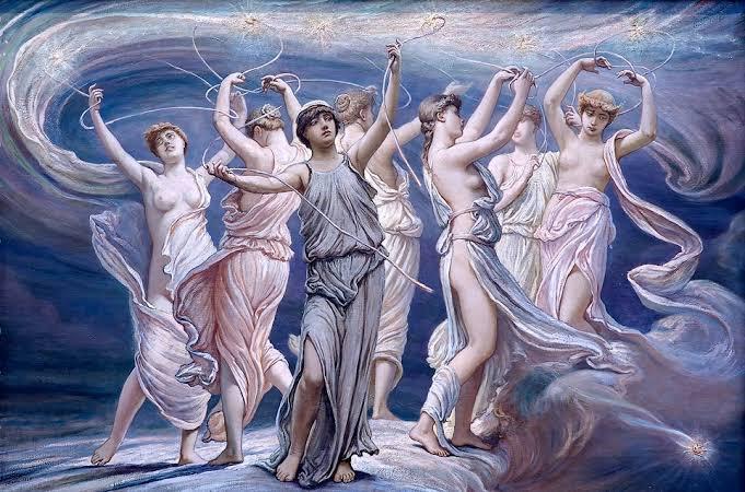 Pleiades dalam Mitologi dan Budaya
